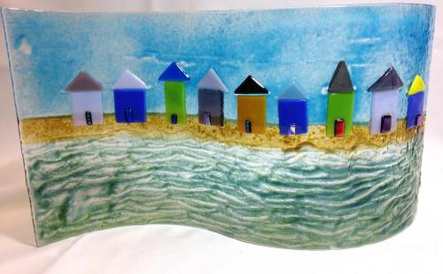Large Beach Hut Curve
