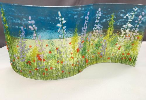 Meadow Flower Curve