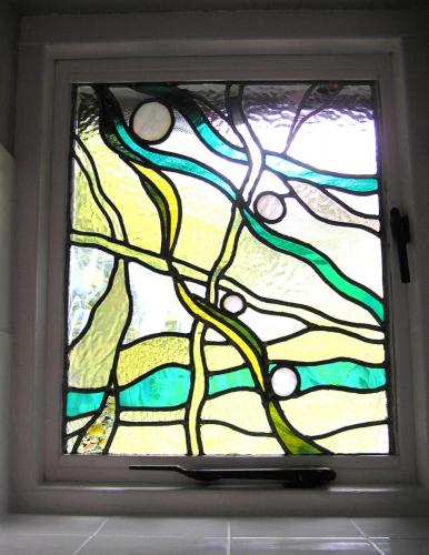 Window in Lake District Cottage